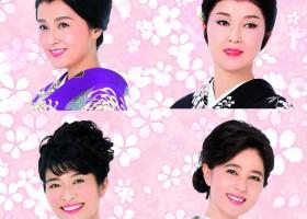花盛り四人姉妹