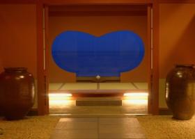 玄関ハート型窓min