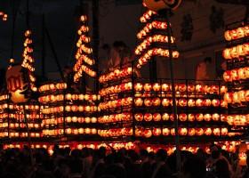 二本松 提灯祭り2