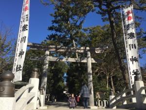 寒川神社2019